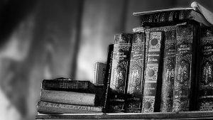 Alte Bücher zum Übersetzen